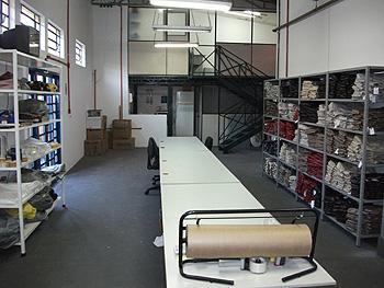 Fabrica de Bolsas Femininas FBF - Produção, Estoque e Expedição
